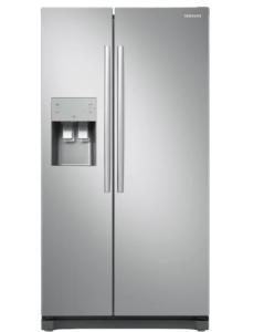 Samsung RS50N3403SA køleskab med isterningmaskine